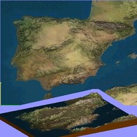 3ds max spain maps