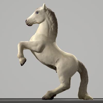 horse lwo