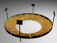 Stadium(low Poly)