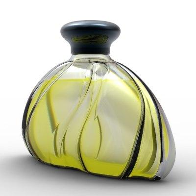 maya perfume bottle