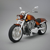 Cruiser Motorcycle