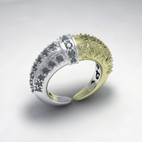 ring jewelry 3ds