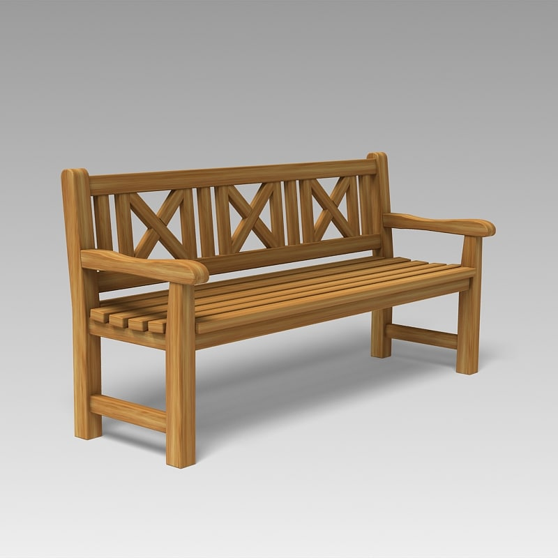 3d garden furniture 61 chiemsee model