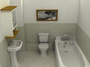 bathroom scene max