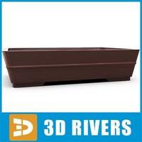 Bonsai planter 07 by 3DRivers