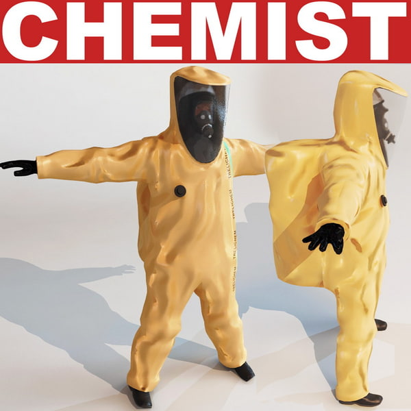 chemist games modelled 3d model