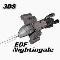 3ds edf nightingale