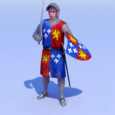 rigged feudal knight games max
