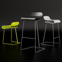 Kristalia BCN sgabello bar stool