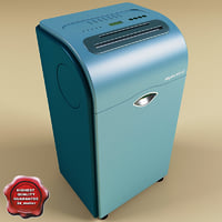 Paper Shredder Alligator 815 CC