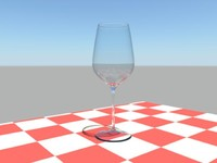 wine glass ma