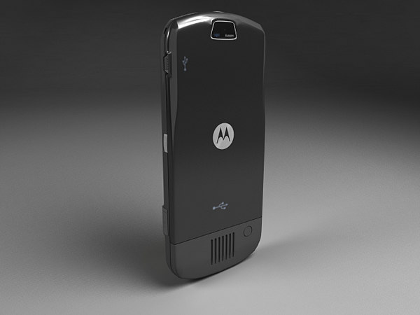 phone 3d obj
