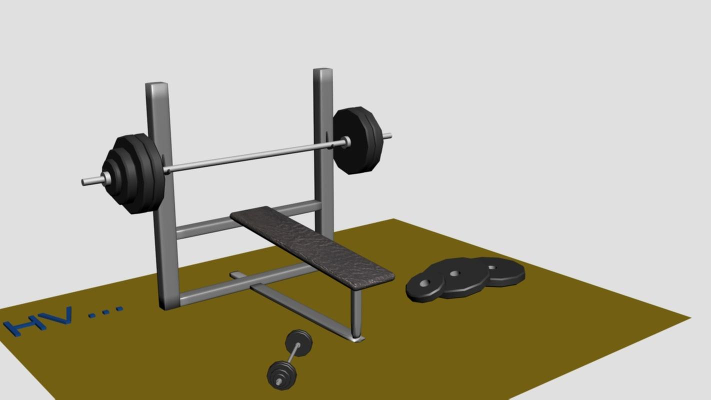 3d model of equipment