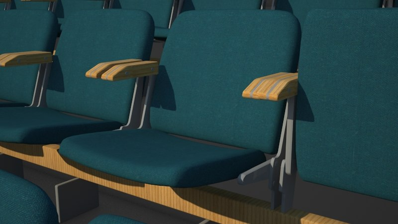theatre seating max