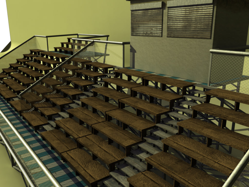 small stadium 3ds