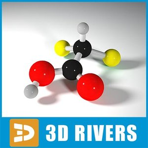 3ds max dichloroacetic acid
