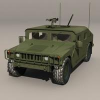 3d green model