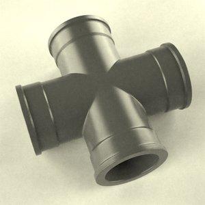 3d model pipe industrial