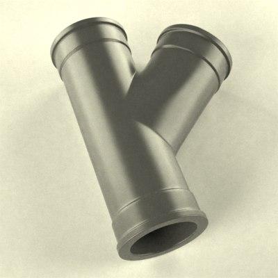 lightwave industrial pipe