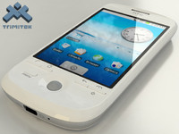3d model htc magic - phone