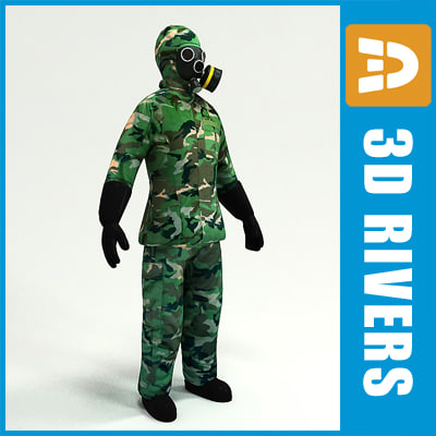 max soldier military