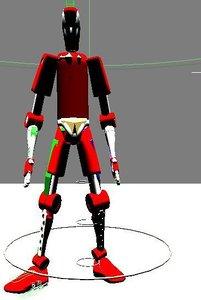 free max mode fido type robot educational