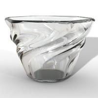 3d bowl dish