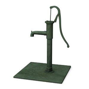 water pump lwo
