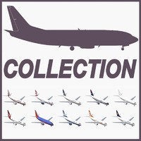 Boeing 737-300 Collection