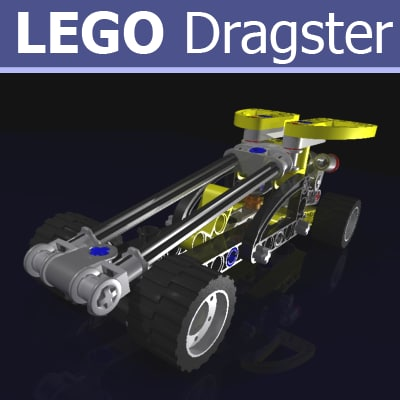 free 3ds mode lego dragster