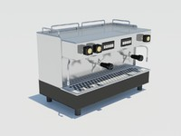 Cappuccino Machine and Coffee Flavor Collection