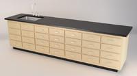 Laboratory Counter (1111)