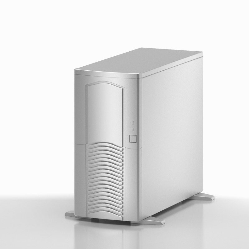 3d model desktop 02