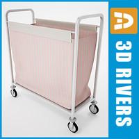 laundry cart max