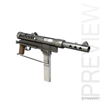 Carl Gustav M45 - Swedish K SMG