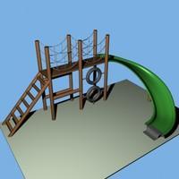 Playground Pieces Set