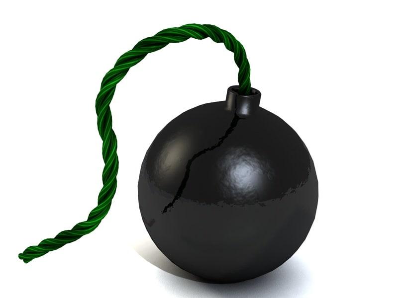 3ds bomb fuse