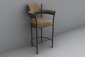 chair obj