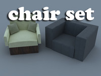 chair  set 1
