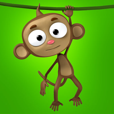 monkey character max