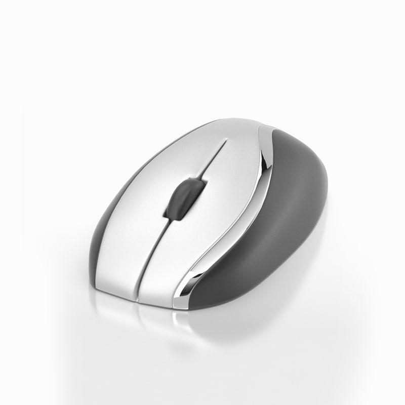 mouse 02 3d model