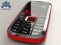 Nokia 5130 XpressMusic - red