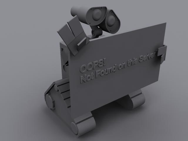 holder business card 3d max