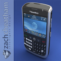 NEW! Blackberry Curve 8900