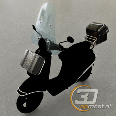 maya vespa lx50 scooter -