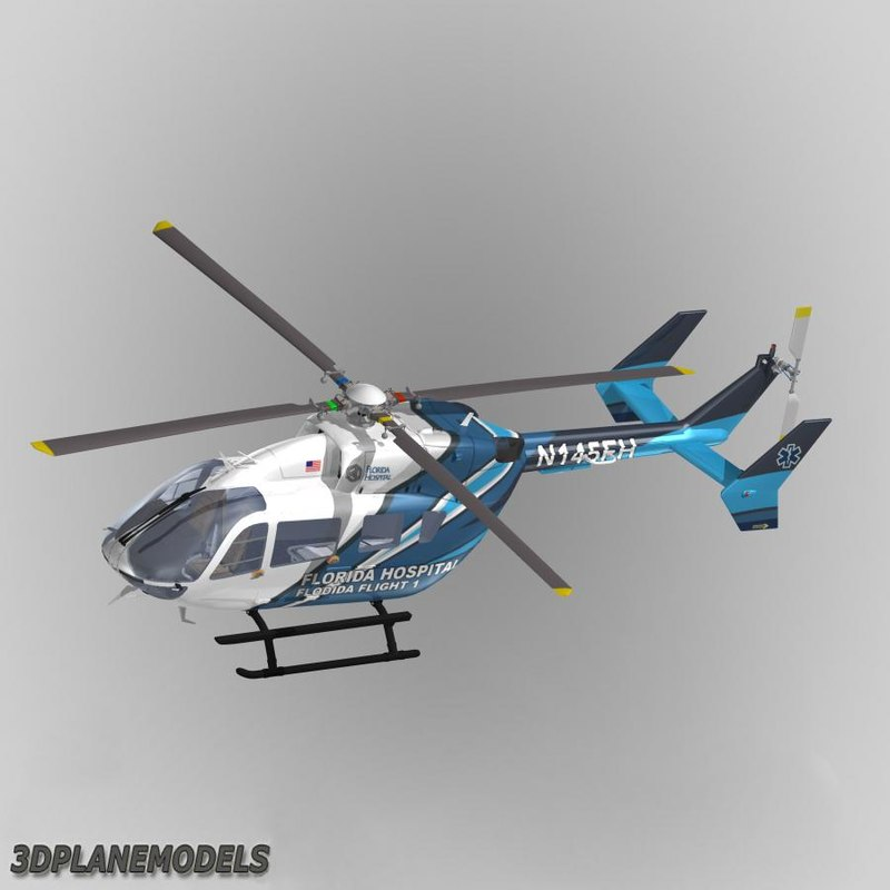 eurocopter ec-145 florida hospital max