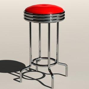 chair 50 3d model