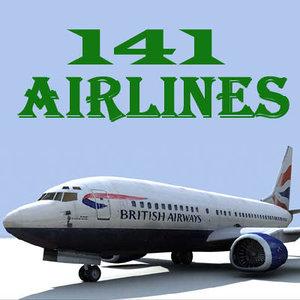 lwo 737 a380 747