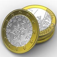 coin 1 euro portugal max