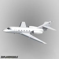 Dassault Falcon 20/200 Generic white